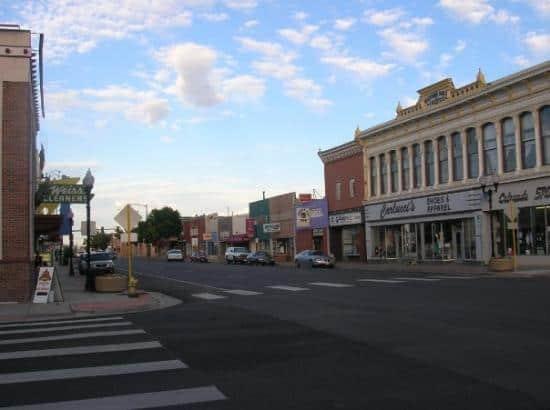 main street de alamosa