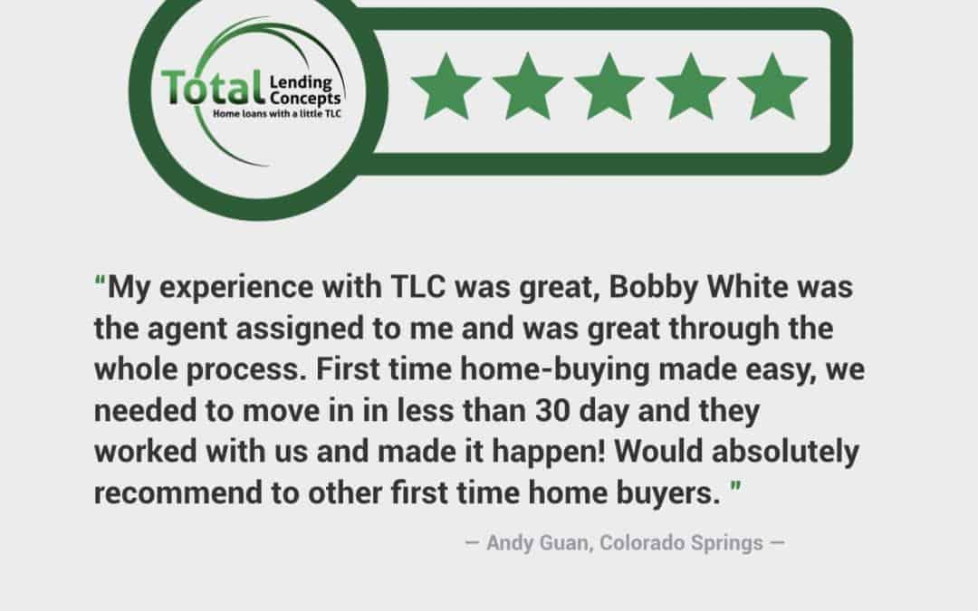 Andy Guan Colorado Springs Home Loan