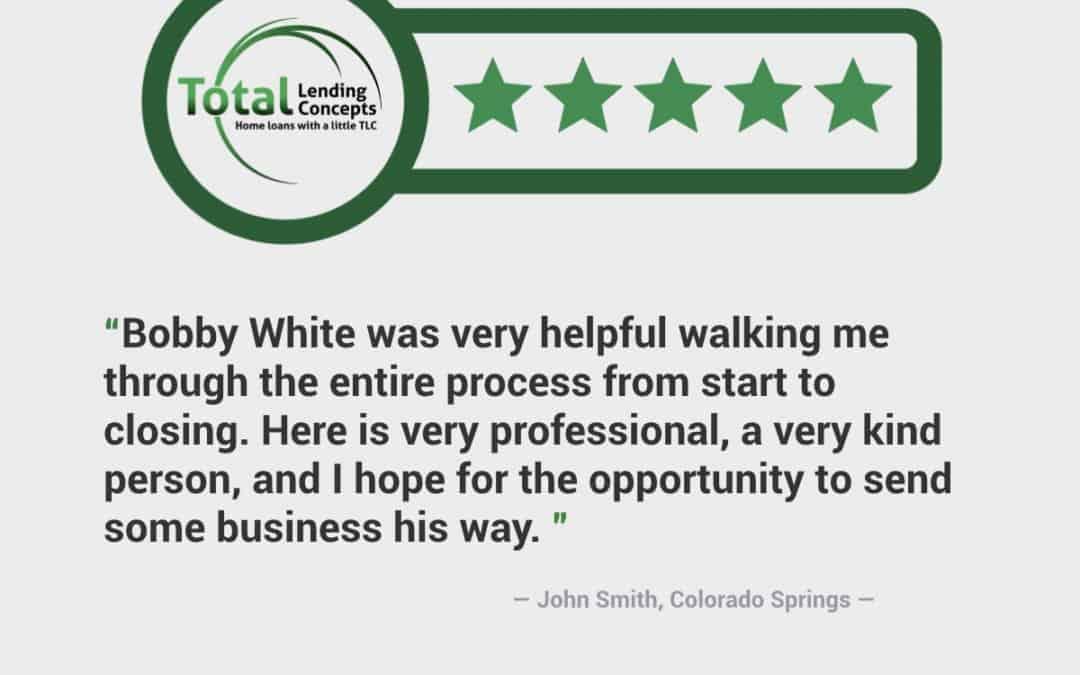 John Smith Colorado Springs Home Loan