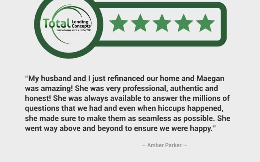 Amber Parker Colorado Springs Colorado Home Mortgage