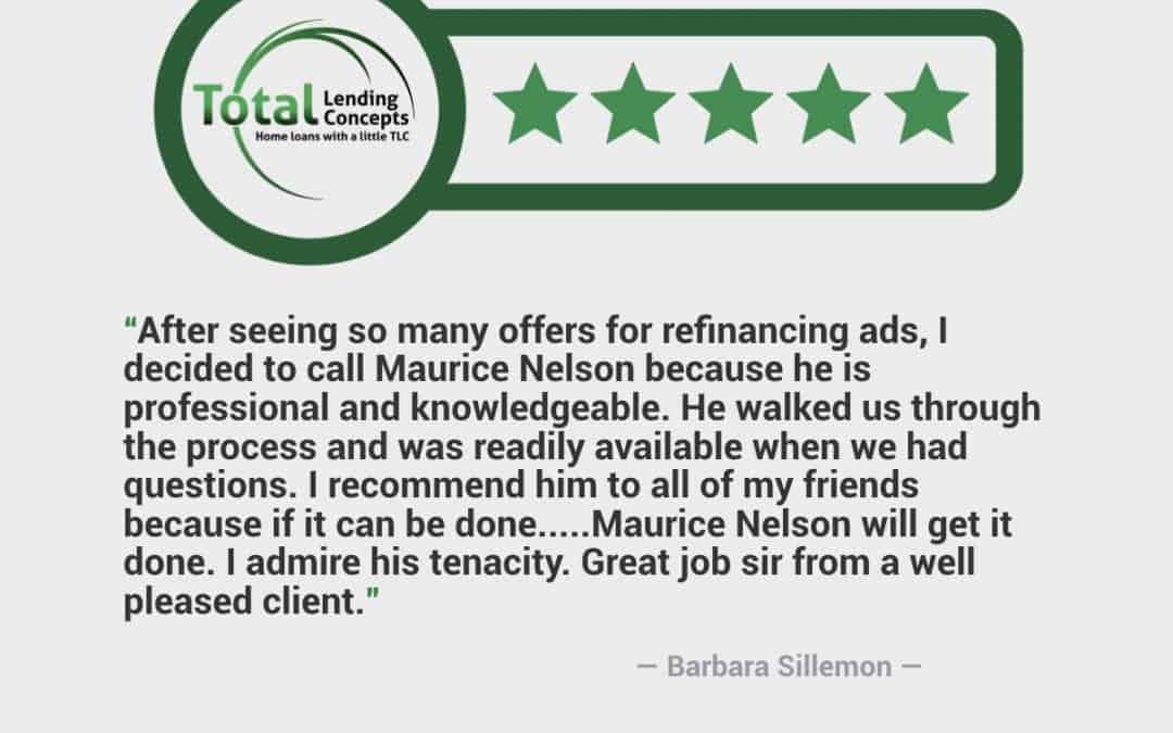 Barbara Sillemon Addison Texas Home Mortgage