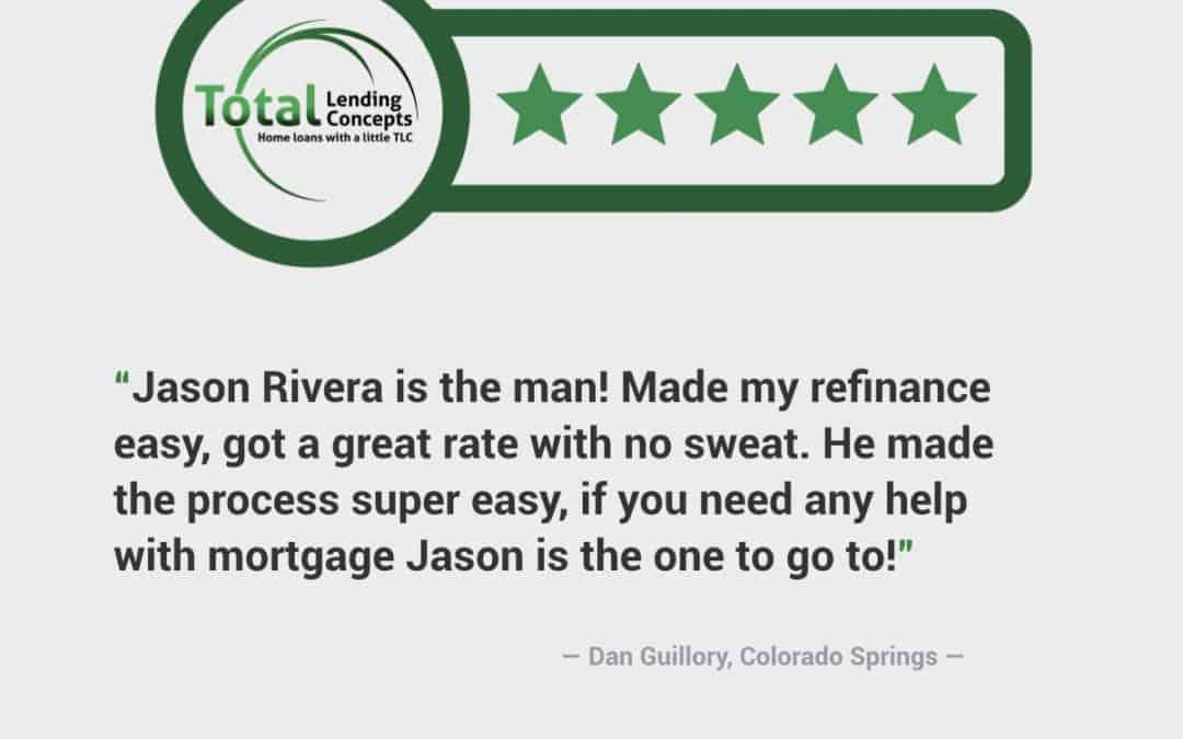 Dan Guillory Colorado Springs Colorado House Loan