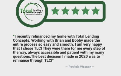 Patricia Wesson Home Refinance in Colorado Springs, Colorado