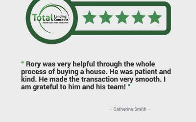Catherine Smith Home Loan in Dallas, Texas